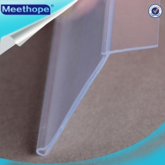 Sleeve Data Strip with Adhesive Tape