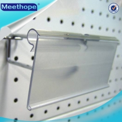 Plastic Price Tag Label Holder for Hook