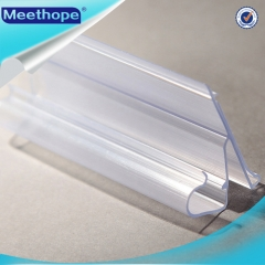 Clear Plastic Edging Strip